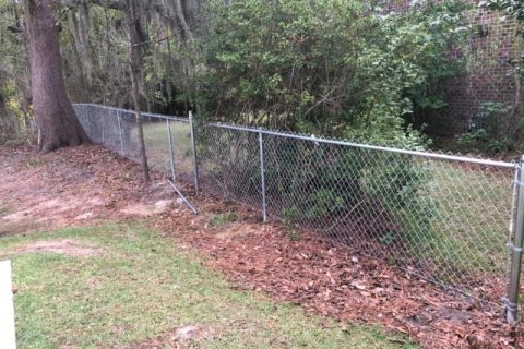 chain link fence utah