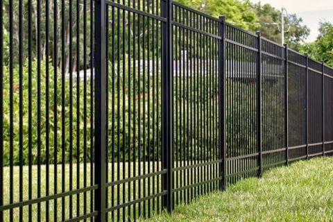 iron fence utah