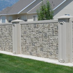 ashler concrete fence 4 - 1000