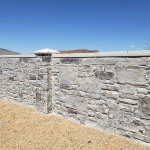 durango concrete fence